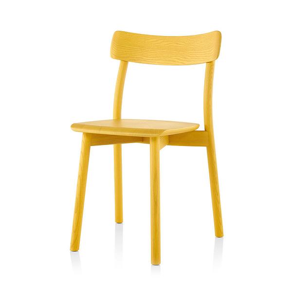 義大利 Mattiazzi MC8 Chiaro Wooden Chair 加羅 木質 單椅(深紅梣木)