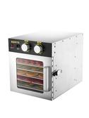 樂創水果烘乾機 食品家用食物果茶溶豆寵物風乾機果蔬乾果機商用  ATF 極有家  電壓:220v