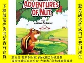 二手書博民逛書店TRUE罕見Adventures of Nut: The Ama