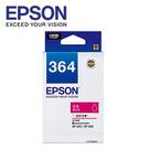 【奇奇文具】愛普生EPSON T364350 NO.364 紅色 原廠墨水匣