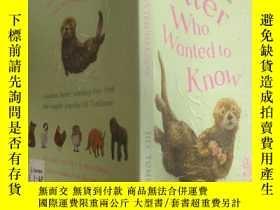 二手書博民逛書店The罕見Otter Who Wanted to Know:水獺想知道Y200392