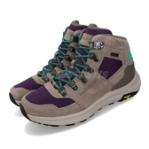 Merrell 戶外鞋 Ontario 85 Mid Waterproof 灰 紫 女鞋 運動鞋 【PUMP306】 ML84960