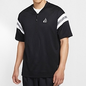 Nike AS Giannis M SS Top Mesh 男 黑 運動 休閒 短袖 CK6297-010