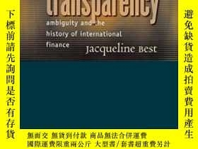 二手書博民逛書店The罕見Limits Of Transparency: Amb