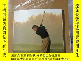 二手書博民逛書店Golf罕見Today 高爾夫教程Y273911 Second