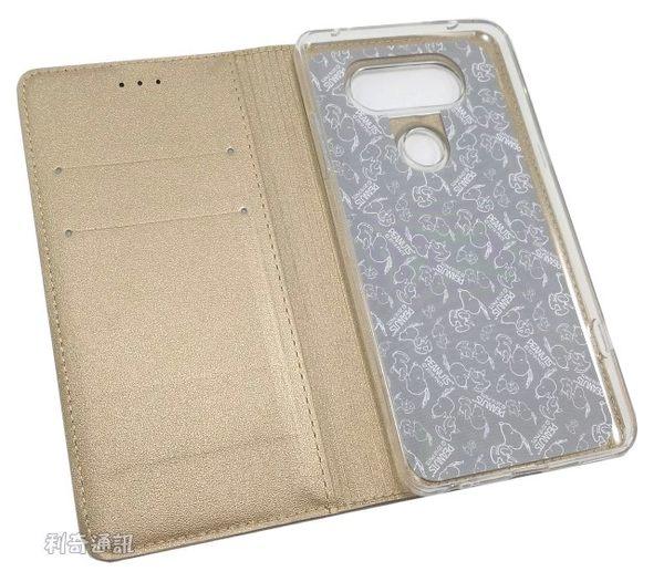 SNOOPY 彩繪皮套 [相逢] LG V20 史努比【正版授權】