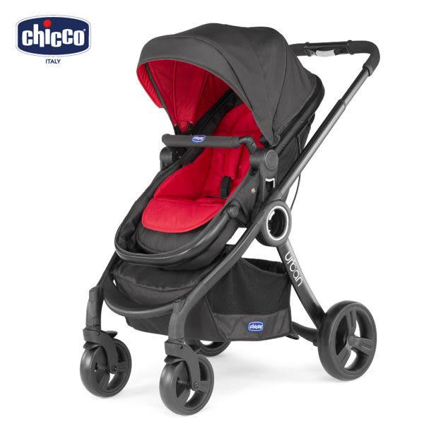 Chicco Urban Plus 個性化雙向手推車-紅 送 AUTO-FIX手提汽座