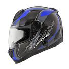 【東門城】ASTONE GT1000F AC11 (透明碳纖/藍) 全罩式安全帽 碳纖維
