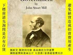 二手書博民逛書店Representative罕見Government-代議制政府Y436638 John Stuart Mil