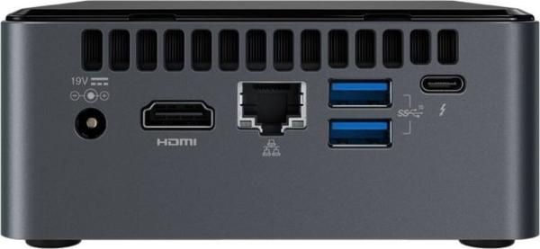 Intel NUC BOXNUC8i7BEH1(i7-8559U) 16GB+500GB M.2 SSD