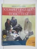 【書寶二手書T1/語言學習_EAR】Complete Guide to the Toeic Test_Rogers, Bruce