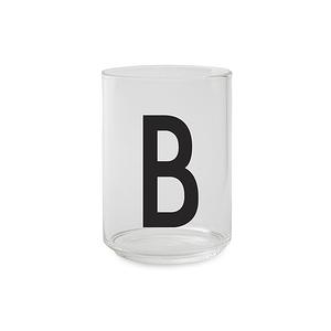 Design Letters 字母玻璃杯 B