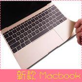 【萌萌噠】2016新款 Macbook Pro 13 / 15吋 Touch Bar 電腦手腕托膜 蘋果筆記本 保護貼膜 保護膜