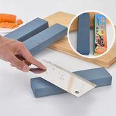 家用雙面細膩磨刀石易磨刀打磨版菜刀開刃油石砥石小青漿石磨刀器