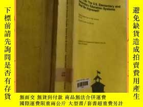 二手書博民逛書店英文書罕見how can the U.S. elementary and secondary education