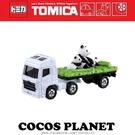 TOMICA 多美小汽車 NO.003 熊貓運輸車 小汽車 COCOS TO175