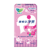 蕾妮亞淨妍護墊浪漫玫瑰微香40片【康是美】