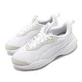 Puma 休閒鞋 VAL 白 灰 男鞋 女鞋 老爹鞋 復古慢跑鞋 運動鞋【ACS】 37223901