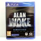 PS4 心靈殺手 重製版 中英文版 Alan Wake Remastered (預購10月下旬)