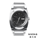 NIXON DON 動靜皆合 時尚穿搭 銀黑 潮人裝備 潮人態度 禮物首選