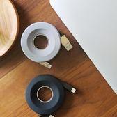 耳機繞線器理線器蘋果手機數據線充電線纏線器固線夾收納整理創意