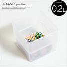 收納 置物架 收納盒【R0104】SB方塊盒0.2L 樹德MIT台灣製 完美主義