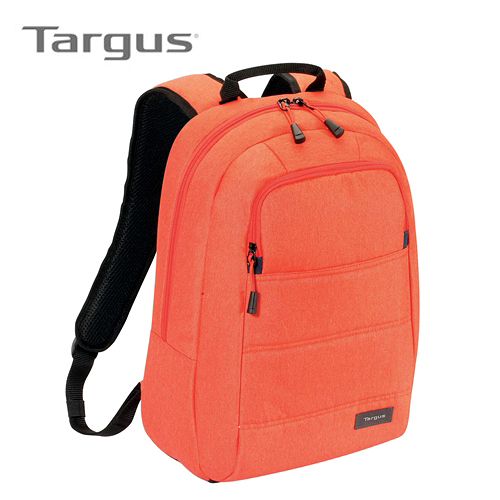 Targus Groove X Compact 15吋躍動電腦後背包 TSB82702-70 舞動橘