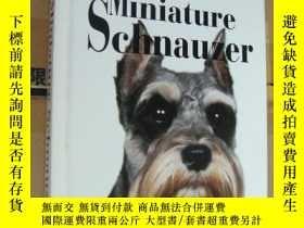 二手書博民逛書店The罕見Miniature Schnauzer (an own
