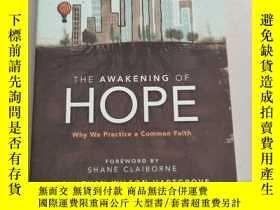 二手書博民逛書店THE罕見AWAKENING OF HOPE(平裝庫存)Y6318 WILSON-HARTGROVE ZOND