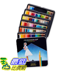 [現貨] Prismacolor 4484 Premier Soft Core Colored Pencils 頂級油性色鉛筆132色_TB0