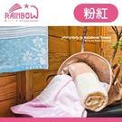 RAINBOW 蘭花紗布提花浴巾-粉紅 01500010-02283