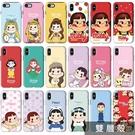 韓國 PEKO 牛奶妹 手機殼 側開卡夾│iPhone 12 11 Pro Max Mini Xs XR X SE 8 7 Plus