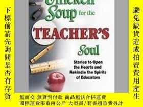 二手書博民逛書店Chicken罕見Soup for the Teachers S