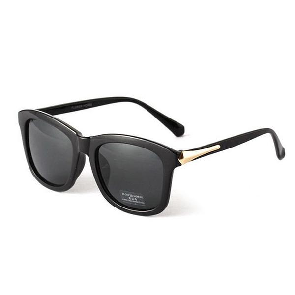 韓版 炫彩鏡面圓框墨鏡 太陽眼鏡