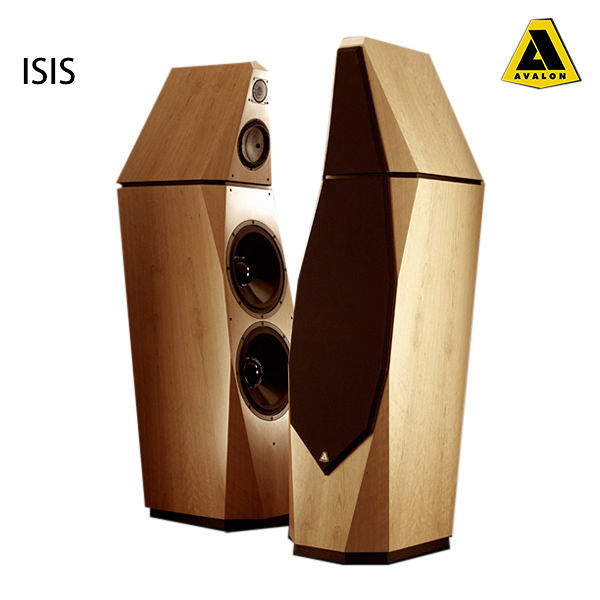 【勝豐群音響新竹】AVALON   ISIS(標準色)Cherry,Maple,Walnut