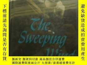 二手書博民逛書店The罕見sweeping wind 原版精裝《掃風》Y1098