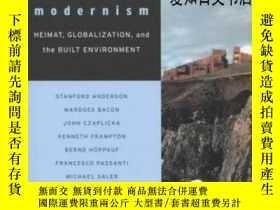 二手書博民逛書店【罕見】Vernacular Modernism 2005年出版