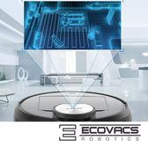 【Ecovacs】DEEBOT雷射導航吸塵機器人+無線手持吸塵器(DR98)