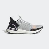 Adidas Ultraboost 19 W [G27481] 女 慢跑鞋 運動 休閒 馬牌 抓地 彈力 愛迪達 白黑