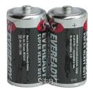 【奇奇文具】永備 黑金剛 電池  永備黑金鋼/永備黑貓碳梓電池 D NO.1號電池 2入/封 (收縮膜)