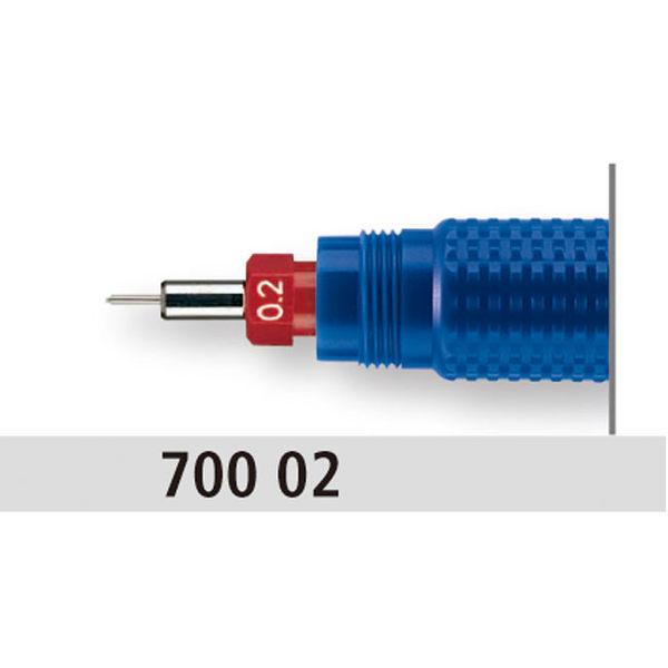 施德樓 MS700 02 製圖針筆 0.2mm