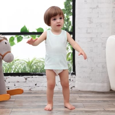 寶寶純棉打底背心嬰兒夏季超薄無袖上衣男女童裝兒童薄款吊帶夏裝