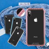NAVJACK Rampart 超抗摔吸震空壓保護殼 5.8吋 iPhone X/XS 霧面背板 防指紋 軍規防摔手機殼 空壓殼