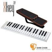 Xkey鍵盤►Xkey37附袋限量版-37鍵 鋁合金midi 鍵盤 保固二年(此限量版附 Xkey Solar鍵盤袋)