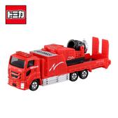 【日本正版】TOMICA NO.128 那霸市消防車 玩具車 長盒 多美小汽車 - 981787