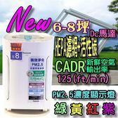 ★高效HEPA+ PM2.5感知顯示燈 NEW 國際牌Panasonic 8坪空氣清淨機 F-P40EH