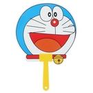小禮堂 哆啦A夢 日本製 手拿扇 (藍大臉款) 4976522-85805