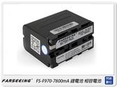 Farseeing 凡賽 USB電池 F970/F960 相容電池 長效電池 FS-F970-7800mA(公司貨)
