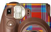 FUJIFILM instax mini 7s 拍立得專用 機身貼紙 裝飾貼紙 格紋