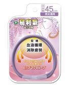 易利氣 磁力項圈-紫藤花紫-45cm【德芳保健藥妝】